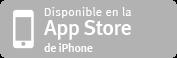 Disponible en la tienda de aplicaciones de iPhone